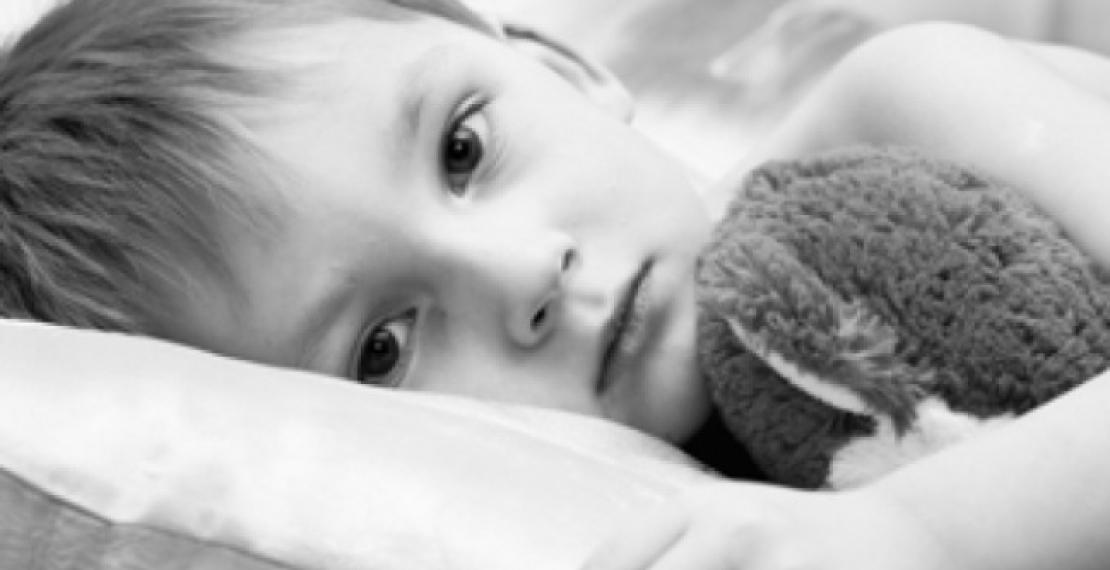 Неврозоподобный энурез у детей