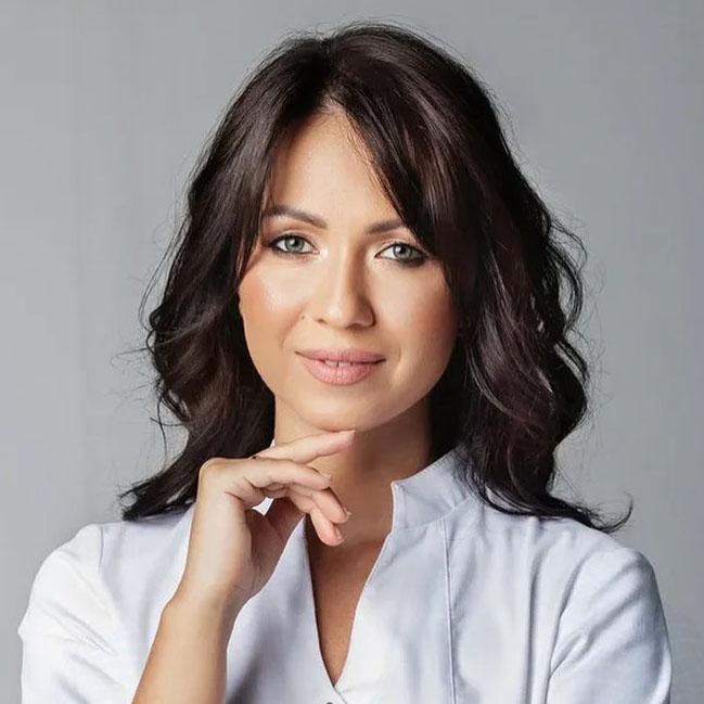 Екатерина Оксенюк